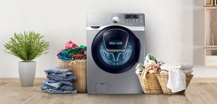 Máy giặt AddWash từ Samsung đã có mặt tại Điện máy XANH