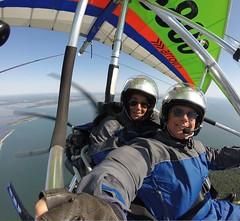 Little Talbot Island Baby! (floridaadventuresports) Tags: florida girlpower women sports fun thrills extreme outdoors bucketlist adventure aerial flying flights