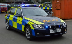 Cambridgeshire Police | BMW 330D | Collision Investiagtion Unit | AE14 FSF (Chris' 999 Pics) Tags: cambridgeshire police bmw 330d 3 series 3series collision investigation unit team ciu roads policing traffic rpu serious accident rta rtc law enforcement 999 112 ae14fsf
