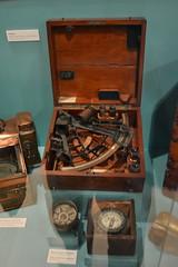 Ketchikan, Alaska - Tongass Historical Museum - Sextant (jrozwado) Tags: northamerica usa alaska ketchikan kichxan museum tongass historicalmuseum sextant
