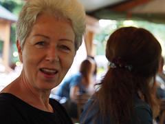 Weinfest Traiskirchen 2016 (arjuna_zbycho) Tags: portret kobieta women frau girl portrait people gesicht face twarz portre smile lcheln umiech ella