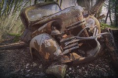Carmageddon (Martyn.Smith.) Tags: rust decay corrosion abandoned truck wreckage decaying rusty canon eos 700d flickr image photo decayed corroded rusted oxidation wreck