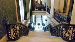 Stairway (Terry Hassan) Tags: usa florida miami palmbeach flaglermuseum whitehall mansion museum stairs stairway staircase