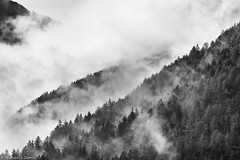 Misty morning (cesco.pb) Tags: italy alps fog canon italia nebbia alpi montagna montains altoadige sudtirol valleaurina efs55250f456is canoneos1000d