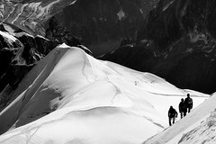 la vallée blanche (ppichard) Tags: alpes midi blanche chamonix mont blanc massif vallée aiguille