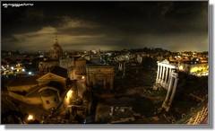 (bruto68) Tags: rome roma nikon luci notte citta campidoglio d300s bruto68 nikond300s