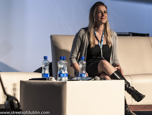 Fireside Chat With Victoria Ransom: Web Summit 2012 (Dublin)