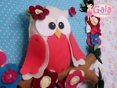 Detalhes! (Gaia Artesanatos) Tags: cute azul arte coruja criança crafty decor animais decoração artesanatos turquesa criatividade quadrinho quartodecriança corujinha quadrinhocoruja turquesaerosa
