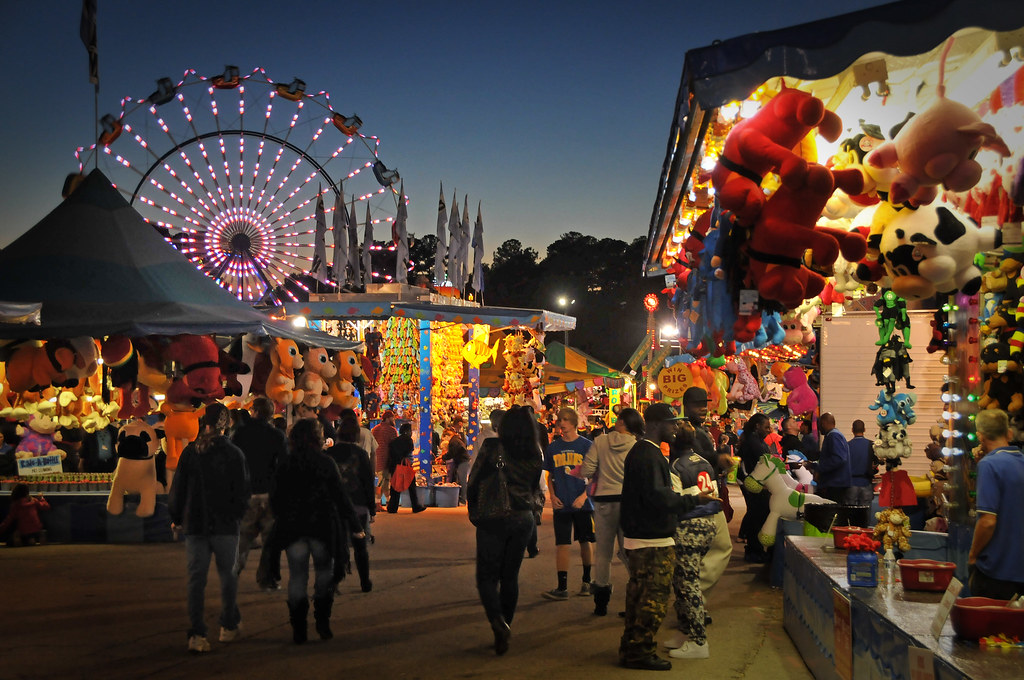 Putting The State In State Fair Nc State News Nc State