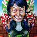 Shigeru Miyamoto, obra de Kathryn DeFeo