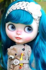 I love Teal! *Lil' Miss Pickles**