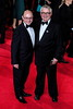Christopher Biggins (R) James Bond Skyfall World Premiere held at the Royal Albert Hall- London