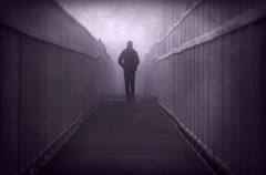 50 shades of Lemon.................. (Chrisconphoto) Tags: mist fog canon mood moody textures walker getty gettyimages runcorn merseyside runcornbridge
