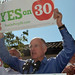 Governor Jerry Brown at Prop 30 Rally