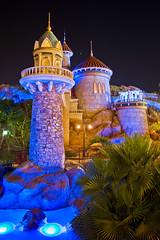 Prince Eric Castle (Carl Ruegg01) Tags: castle nikon eric prince wdw d600 fantasylandexpansion