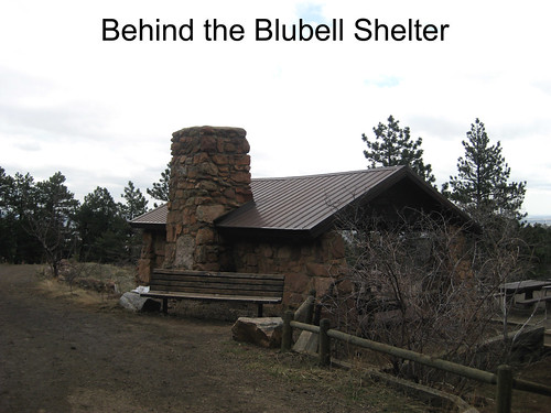 Photo - Behind the Bluebell Shelter