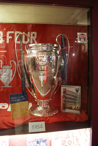 museum liverpool 1984 bigears anfield europeancup footballlfc