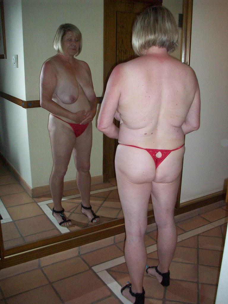 mollig nylon hängetitten anal