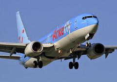 PH-TFA (Kok Vermeulen) Tags: airplane schiphol spotting tui eham b737 b737800 b738 arke arkefly phtfa