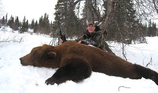Alaska Bear Hunt and Moose Hunt - Dillingham 18