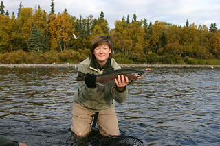 Alaska Luxury Fly-Out Fishing Lodge 28