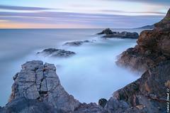 Only Raw (Carlos J. Teruel) Tags: sunrise mar mediterraneo tokina murcia amanecer cielo nubes cartagena cabodepalos rocas lightroom marinas d300 lr4 xaviersam bigstopper singhraydarylbensonnd3revgrad onlyraw leebigstopper carlosjteruel polarizadorlee105