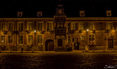 Hesdin by night - Steve.© -