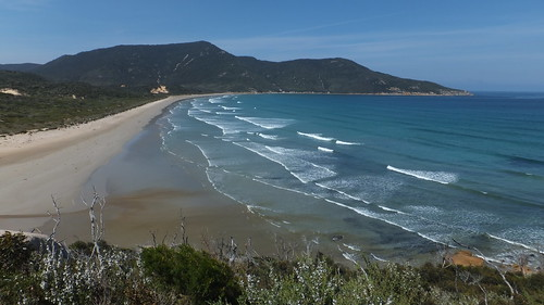 Oberon Bay - Wilsons Promontory - Australian Places