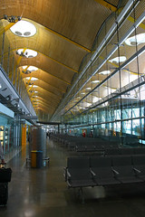 Madrid Barajas, October 3rd 2011. (Southsea_Matt) Tags: madrid terminal4