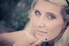 Amra Shooting BIH_1 (kerimas_01) Tags: blue beautiful beauty smile stairs hair eyes long bosnia flash railway portrt nails blond portraiture blonde zena augen blondie lachen speedlight cura nagel nahaufnahme reflector strobe hercegovina schnheit bih bosna amra blaue gracanica blondine osmeh dubostica