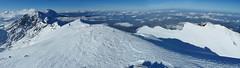 Scialpinismo Gran Sasso - Monte Camicia il Paginone