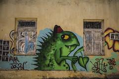 Graffiti (manishmansinh) Tags: india streetart stencils wall writing graffiti paint contemporaryart drawings wallart social communism vandalism spraypaint mumbai scratched defacement bandra wallpaintings sprayed scribbled artisticexpression hiphopculture modernstyle chapelroad markerpens politicalmessages manishmansinh