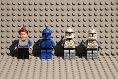 Loot (F-abian) Tags: star sw wars clone trade tcw day021 2013 tauschen
