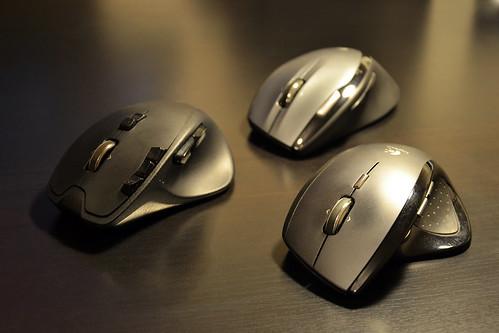 G700 & MX620 & MX Revolution