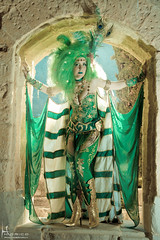 Rydia V (Hidrico) Tags: sky sexy castle girl beautiful beauty photography costume exterior cosplay fantasy videogame glam finalfantasy glamor elegance rydia aprobado