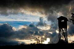 Preza (gregork.) Tags: road trip autumn winter sunset panorama mountains clouds landscape europa forrest hiking sigma slovenia gore slovenija tracking selo tnp vodice jesen pohod gozd sončnizahod 2013 gasilci oblaki potepanje