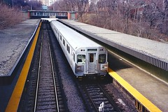 Toronto Transit Commission 'H-5' Subway Train (bradley.obrien) Tags: toronto subway ttc rosedale h5