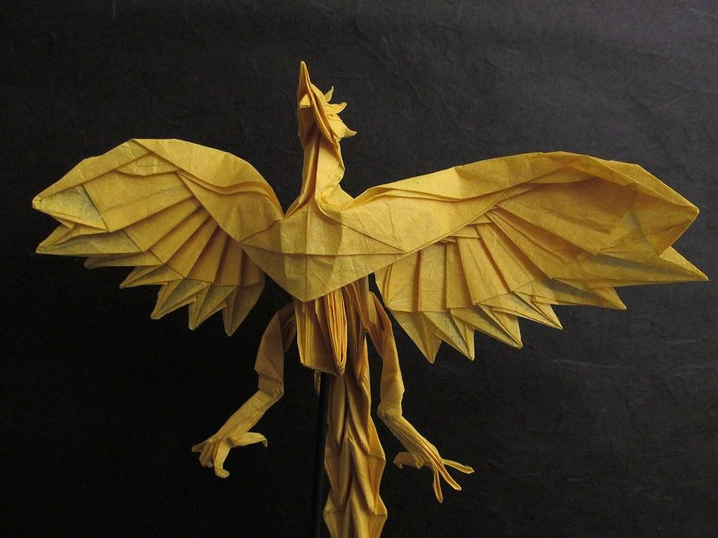Kamiya satoshi origami octopus