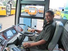 HA781 Cockpit (FZJ80Cruiser) Tags: bus fiji hino laksana proteus j08e ak8jrk islandbuseslimited