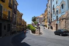 Calle Alfonso VIII (HctorCG) Tags: street calle carrer cuenca conca callealfonsoviii alfonsoviiistreet carreralfonsoviii