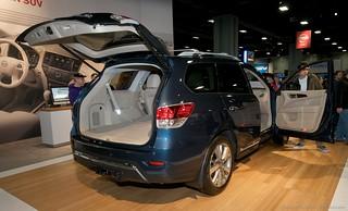 2013 Washington Auto Show - Lower Concourse - Nissan 2 by Judson Weinsheimer
