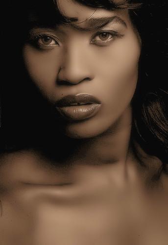 The Black Goddess Queen Sabine Mondestin
