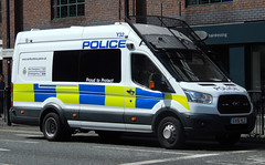 EX15YLZ (Cobalt271) Tags: ex15ylz northumbria police ford transit 22 tdci l4h3 psu proud to protect livery