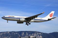 Air China  Airbus A330-243 B-6090 (widebodies) Tags: genf geneva gva lsgg widebody widebodies plane aircraft flughafen airport flugzeug flugzeugbilder air china airbus a330243 b6090