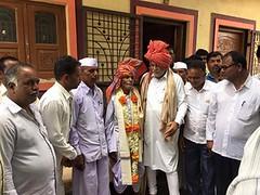 Tiranga Yatra To Visited House of Shri Kashinath Ravaji Shingote, (ronaknigam) Tags: bjp gujrat parshottam rupala purushottam speech profile bhartiya janta party election 2018 join vote for leaders membership bharatiya janata