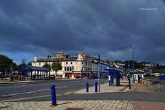(Zak355) Tags: rothesay isleofbute bute scotland scottish town rushhour