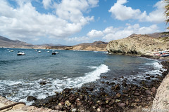 Cabo de Gata5.jpg (manurodcas) Tags: almera cabodegata lasnegras playa playazo vacaciones2016 laisletadelnegro
