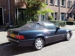 Mercedes-Benz 320 SL 1995 nr2116 (a.k.a. Ardy) Tags: jkxx81 softtop