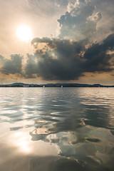 DSC_4016.jpg (nikon.d810) Tags: prien dream deutschland dynamik sunset gewsser sonnenuntergang berge 2016 bayern abendlicht hafen erholung farbwelt segelboote gebirge chiemsee sport farben wellness 2470mm landschaft d810 see wasser