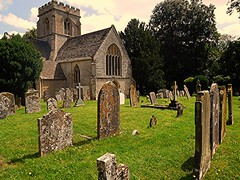 Worship and Rest! (springblossom3) Tags: church cemetry graveyard minster lovell oxfordshire tombstones cotswolds old relic